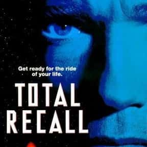 Total Recall is listed (or ranked) 15 on the list The Best Alien Movies Ever Made