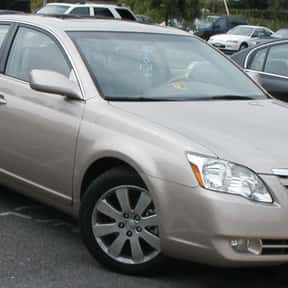 Toyota Avalon is listed (or ranked) 10 on the list The Longest Lasting Cars That Go the Distance