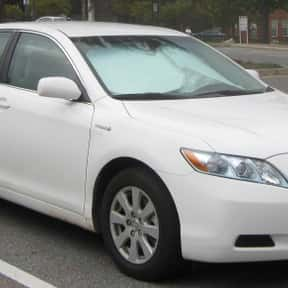Toyota Camry Hybrid is listed (or ranked) 3 on the list The Best Midsize Family Sedans