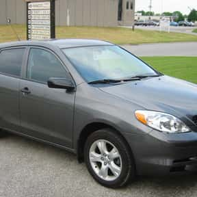 Toyota Matrix is listed (or ranked) 11 on the list Cars.com's Top 25 Fuel-Efficient Used Cars