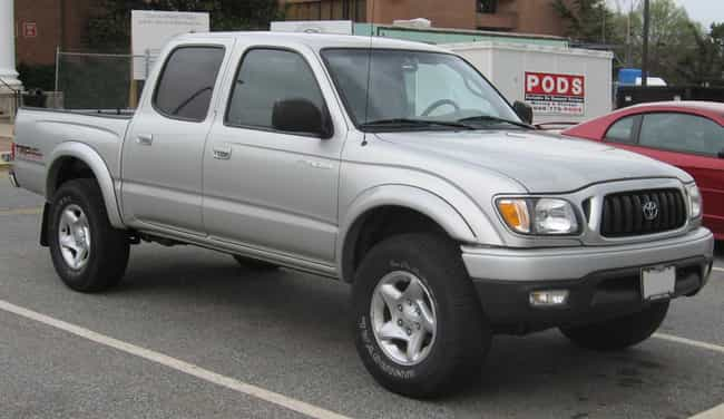 Toyota Tacoma is listed (or ranked) 1 on the list The Best Fly Fishing Vehicles