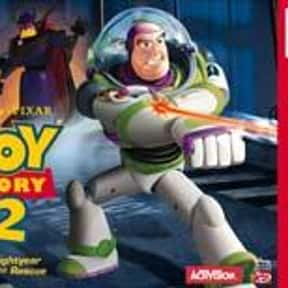 Toy Story 2: Buzz Lightyear to is listed (or ranked) 1 on the list The Best Toy Story Video Games of All Time