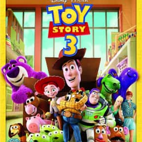 Toy Story 3 is listed (or ranked) 7 on the list Billion Dollar Box Office