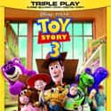 Toy Story 3 is listed (or ranked) 2 on the list The Best Movies of 2010