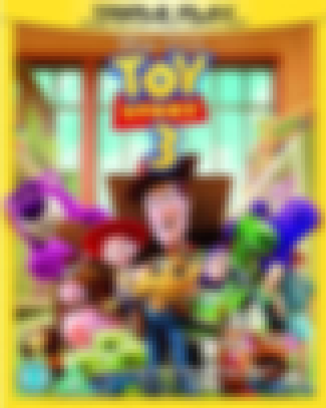 Toy Story 3 is listed (or ranked) 8 on the list The Best Animated Movie Posters