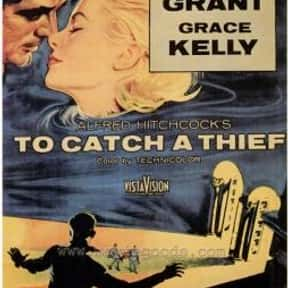 To Catch a Thief is listed (or ranked) 7 on the list The Best '50s Thriller Movies