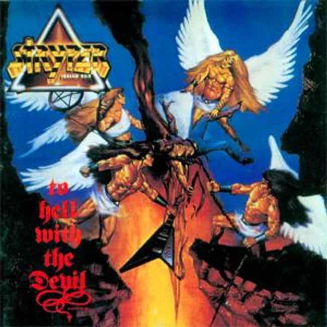 To Hell With the Devil ... is listed (or ranked) 1 on the list The Best Stryper Albums of All Time