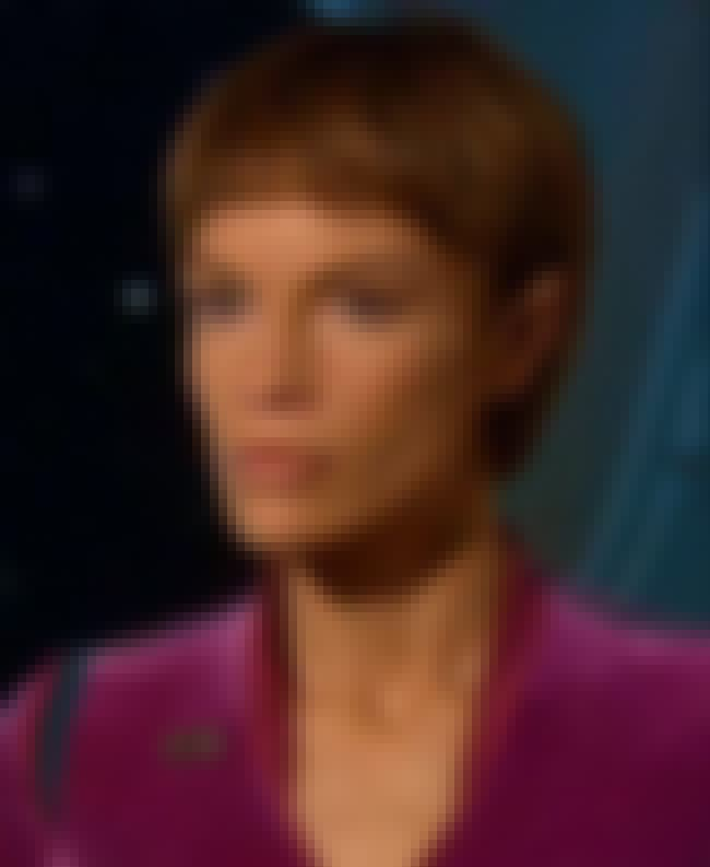 T'Pol is listed (or ranked) 4 on the list TV/Film: Best Female Characters: Sci Fi Film & Television