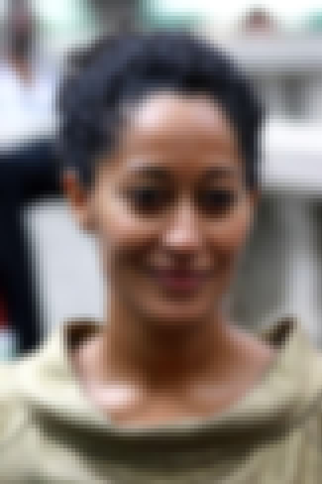 Tracee Ellis Ross is listed (or ranked) 3 on the list Famous Institut Le Rosey Alumni