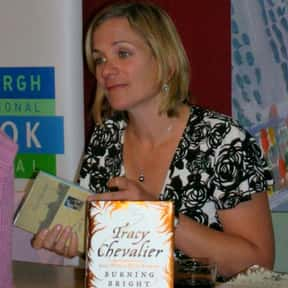 Tracy Chevalier is listed (or ranked) 17 on the list Famous University Of East Anglia Alumni
