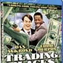 "Trading Places is listed (or ranked) 10 on the list The Best ""Netflix and Chill"" Movies of All Time"