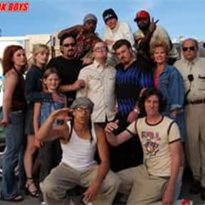 Trailer Park Boys is listed (or ranked) 7 on the list The Best Shows on Netflix to Watch When You're Stoned