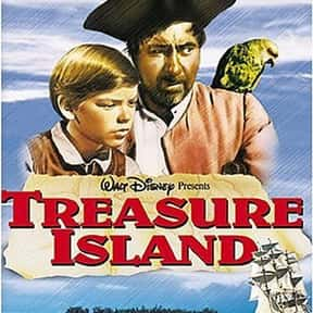 Treasure Island is listed (or ranked) 7 on the list The Best Disney Movies Based on Books
