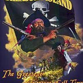 Treasure Island is listed (or ranked) 14 on the list The Best Pirate Movies