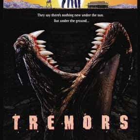 Tremors is listed (or ranked) 5 on the list The Best Action & Adventure Movies Set in the Desert