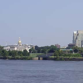 Trenton is listed (or ranked) 2 on the list The Worst Cities in America to Live in or Visit