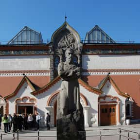 Tretyakov Gallery is listed (or ranked) 16 on the list The Top Must-See Destinations in Russia
