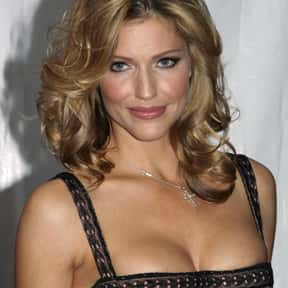Tricia Helfer is listed (or ranked) 9 on the list Famous TV Actors from Canada