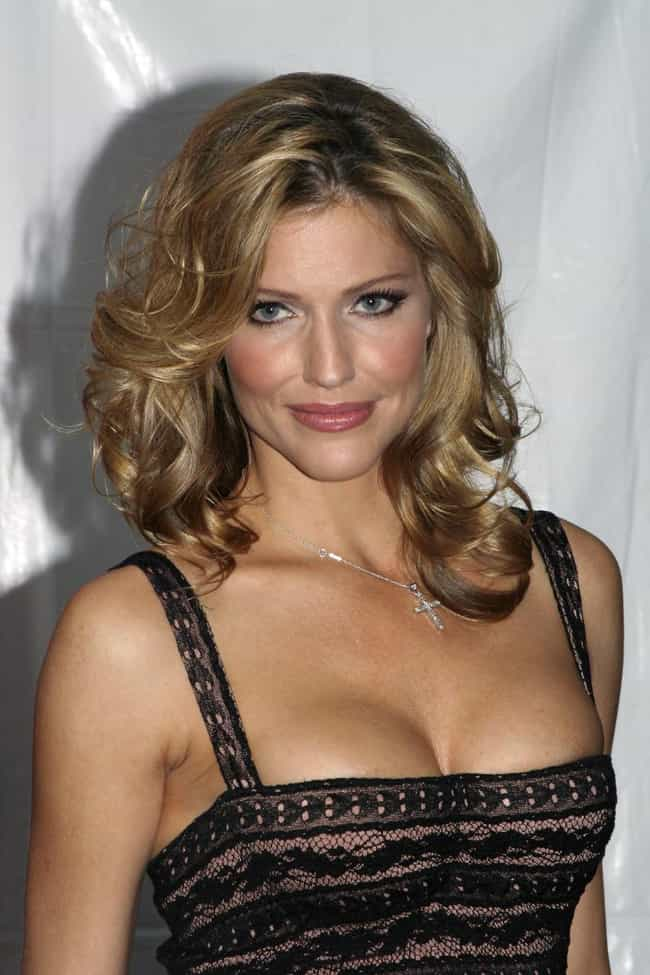Tricia Helfer is listed (or ranked) 4 on the list All Maxim Cover Girls: List of Every Maxim Covergirl