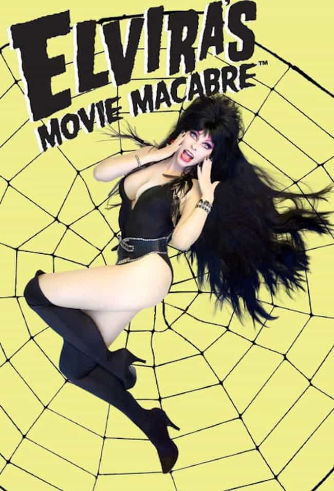 Elvira's Movie Macabre is listed (or ranked) 3 on the list The Best 1980s Horror Series