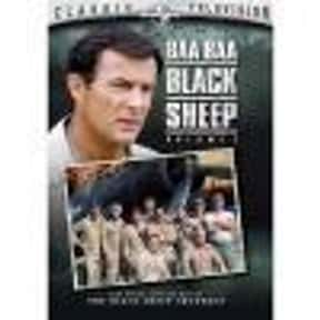 Black Sheep Squadron is listed (or ranked) 16 on the list The Best Military TV Shows