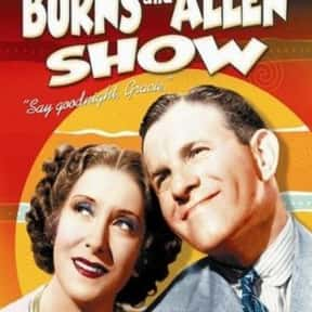 The George Burns and Gracie Al is listed (or ranked) 5 on the list The Best Sitcoms from the 1950s