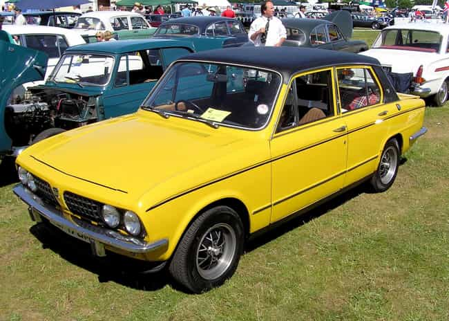Triumph Dolomite is listed (or ranked) 4 on the list Full List of Triumph Motor Company Models