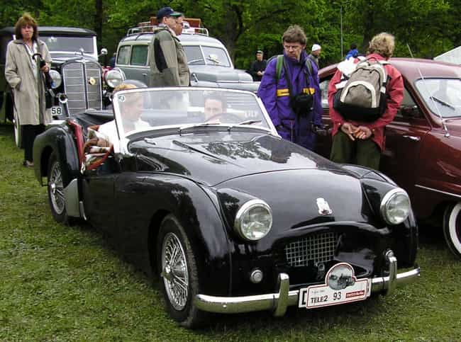 Triumph TR2 is listed (or ranked) 6 on the list Full List of Triumph Motor Company Models