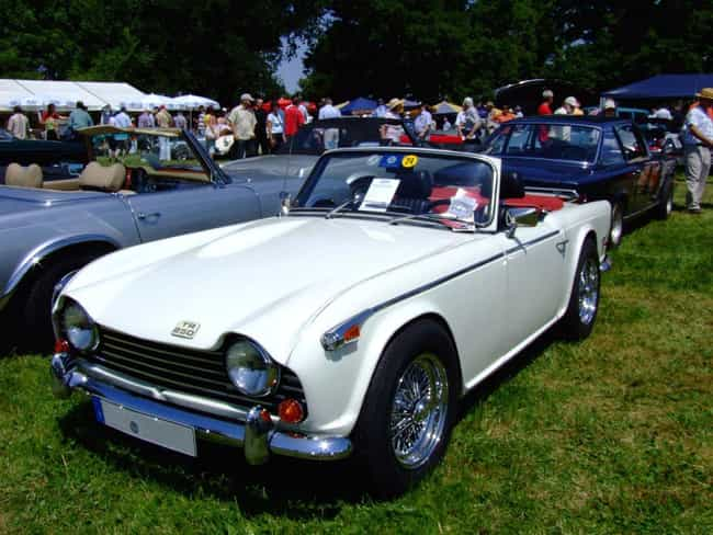Triumph TR250 is listed (or ranked) 7 on the list Full List of Triumph Motor Company Models