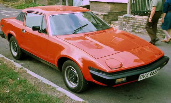 Triumph TR7 is listed (or ranked) 3 on the list Full List of Triumph Motor Company Models