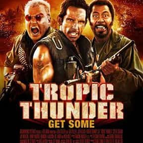 Tropic Thunder is listed (or ranked) 24 on the list The Funniest Movies of the 2000s
