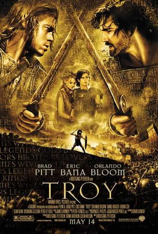 Troy is listed (or ranked) 4 on the list What to Watch If You Love Game of Thrones