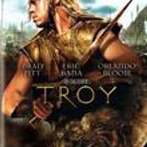Troy is listed (or ranked) 15 on the list The Best Brad Pitt Movies