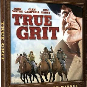 True Grit is listed (or ranked) 7 on the list The Best Western Movies Ever Made
