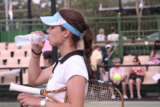 Tsvetana Pironkova is listed (or ranked) 3 on the list The Best Tennis Players from Bulgaria