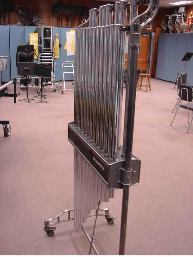 The Tuned Percussion: List of Musical Instruments in the Tuned