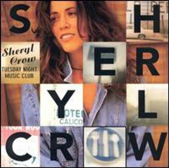Tuesday Night Music Club is listed (or ranked) 3 on the list The Best Sheryl Crow Albums of All Time