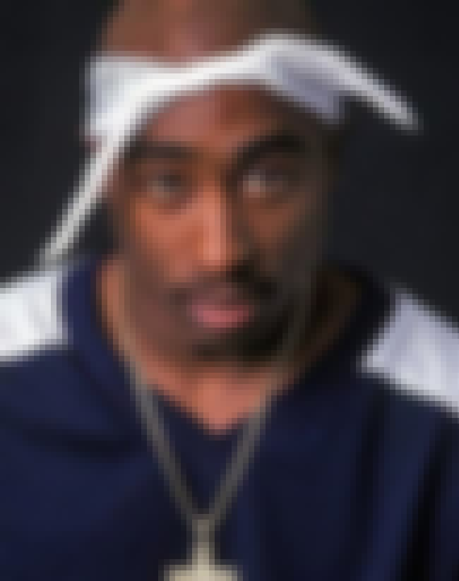 Tupac Shakur is listed (or ranked) 4 on the list Famous People Who Died By Gunshot