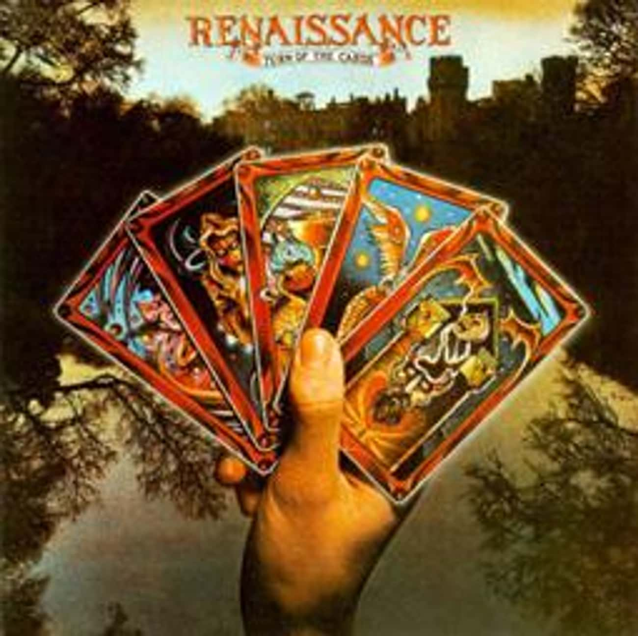 Turn of the Cards is listed (or ranked) 3 on the list The Best Renaissance Albums of All Time