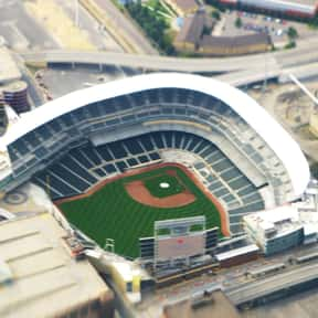 Target Field is listed (or ranked) 20 on the list The Best MLB Ballparks