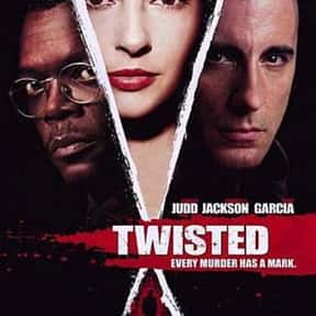 Twisted is listed (or ranked) 8 on the list The Best Movies About Female Police Officers