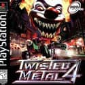 Twisted Metal 4 is listed (or ranked) 12 on the list The Best Vehicular Combat Games of All Time