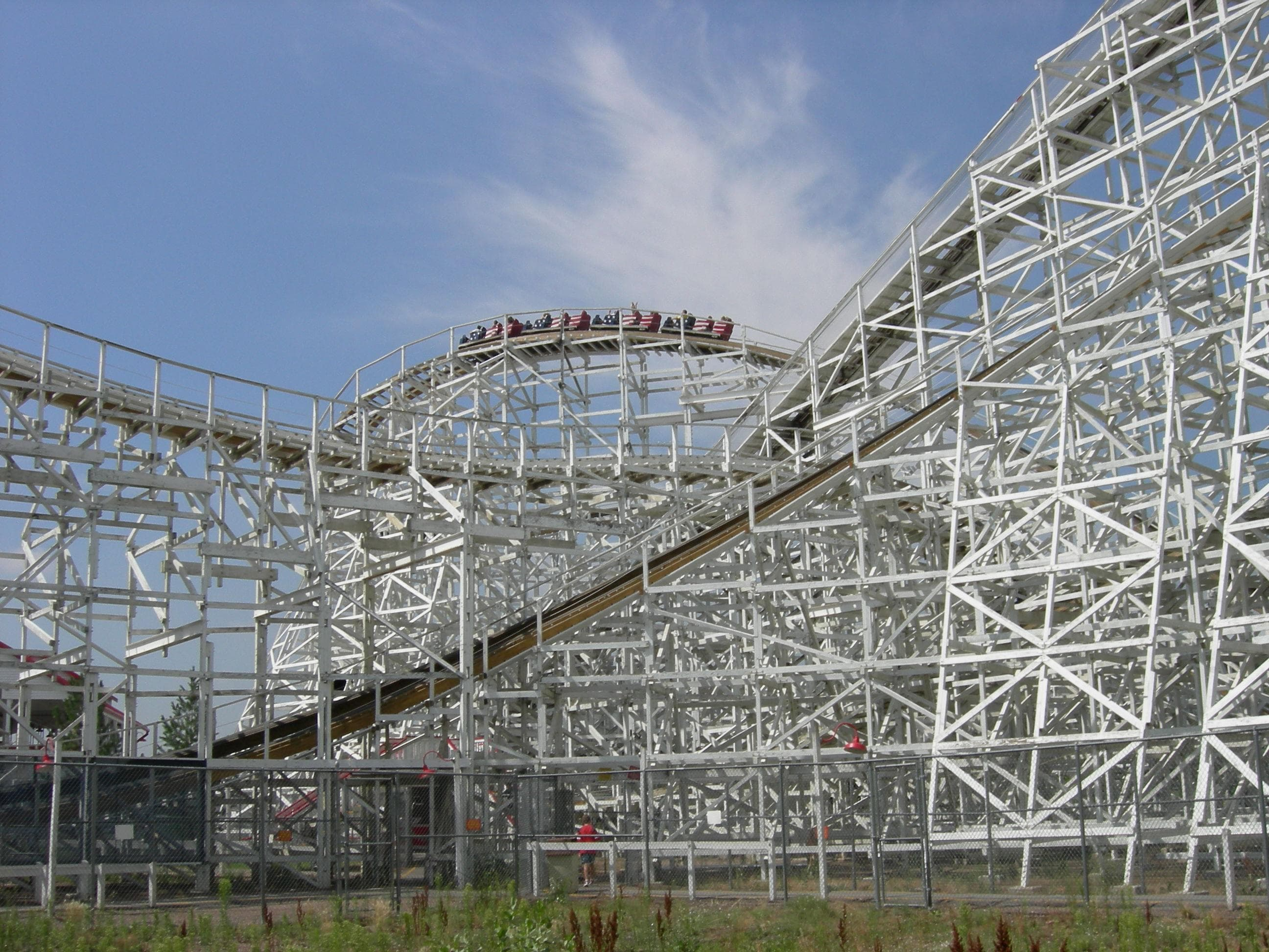 Image of Random Best Rides at Elitch Gardens