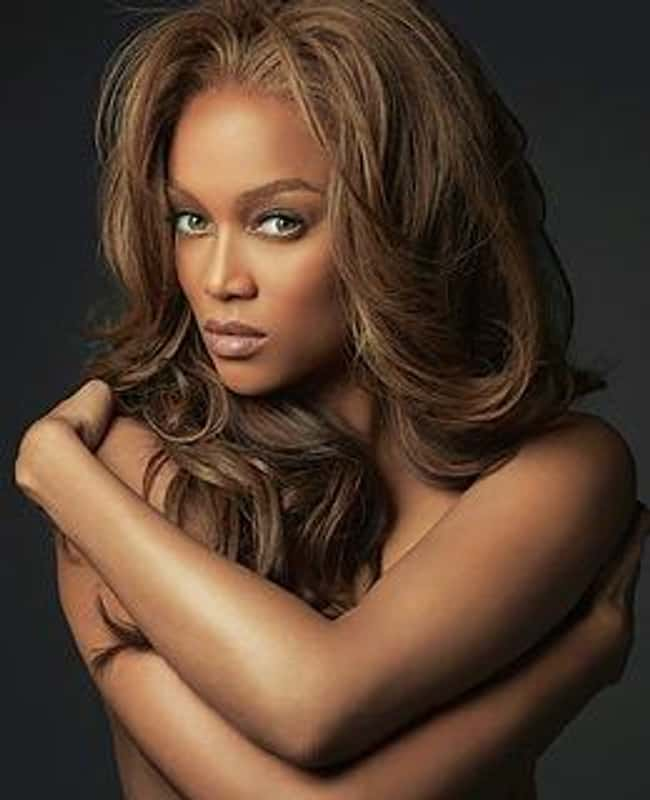 Tyra Banks is listed (or ranked) 45 on the list Famous People Who Were Relentlessly Bullied