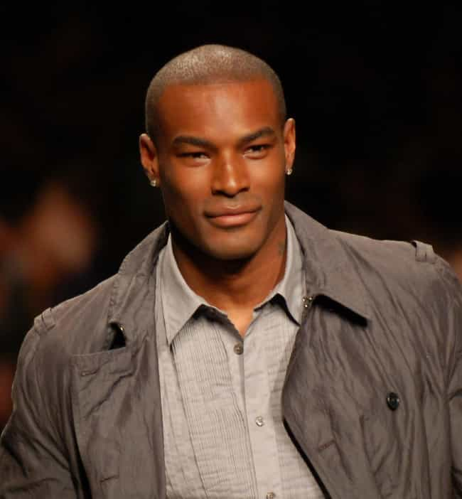 Tyson Beckford is listed (or ranked) 1 on the list Famous Male Supermodels