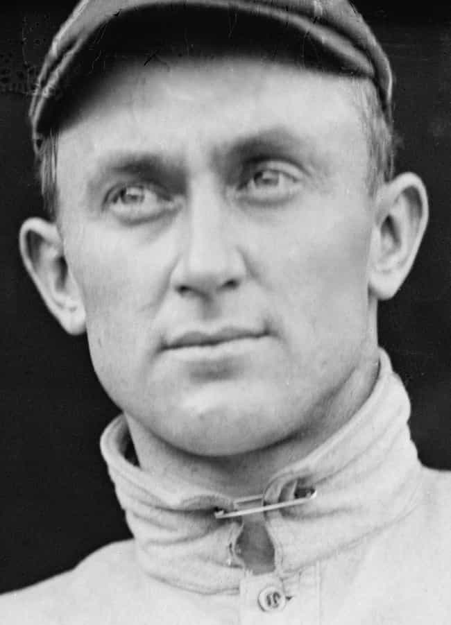 Ty Cobb is listed (or ranked) 4 on the list The Greatest Baseball Players of All Time