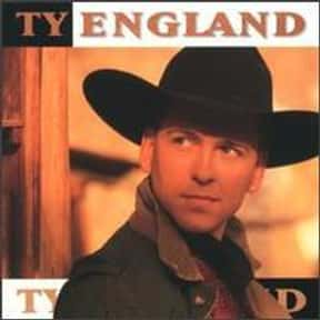 Ty England is listed (or ranked) 17 on the list The Best Country Singers From Oklahoma