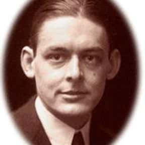 T. S. Eliot is listed (or ranked) 13 on the list The Best Gay Authors
