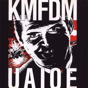UAIOE is listed (or ranked) 17 on the list The Best KMFDM Albums of All Time