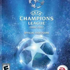 UEFA Champions League 2006–200 is listed (or ranked) 15 on the list The Best PlayStation 2 Soccer Games